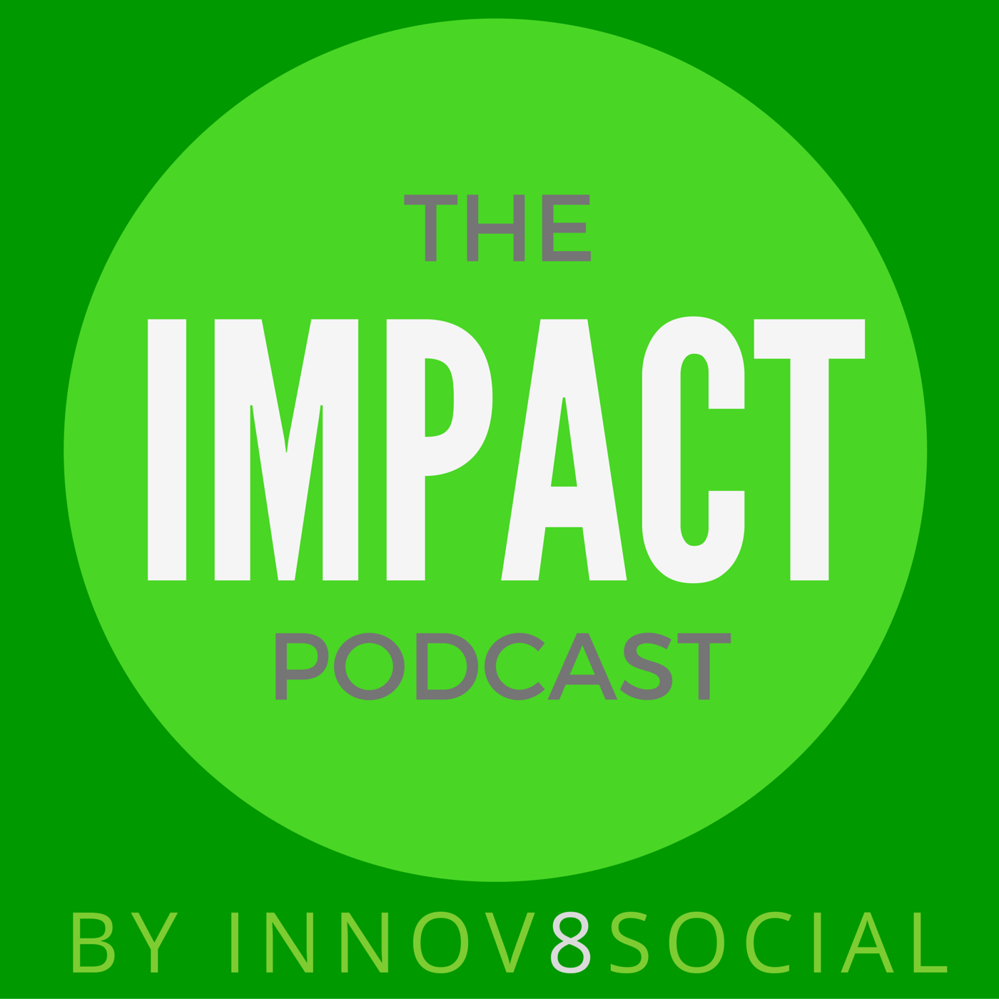 The Impact Podcast by Innov8social