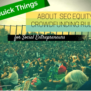 sec equity crowdfunding rules