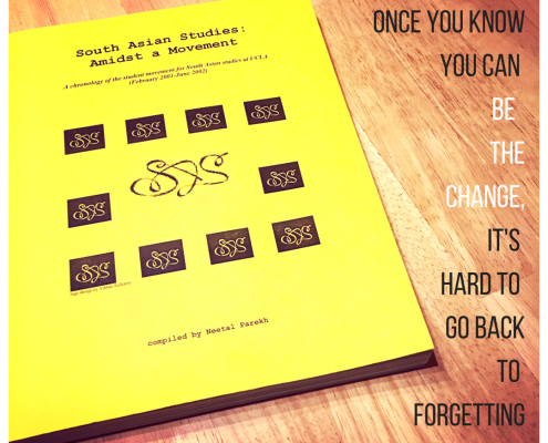 Book launch Countdown post series - be the change