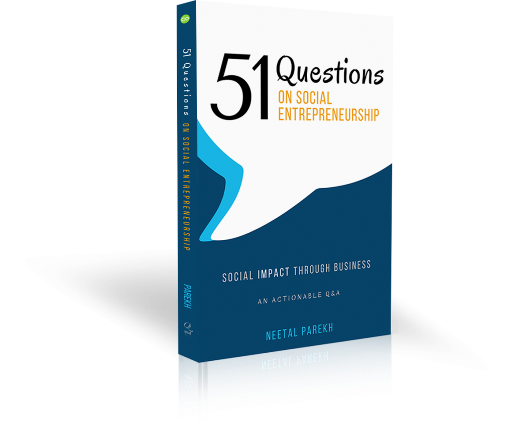 "image of ""51 Questions on Social Entrepreneurship"""