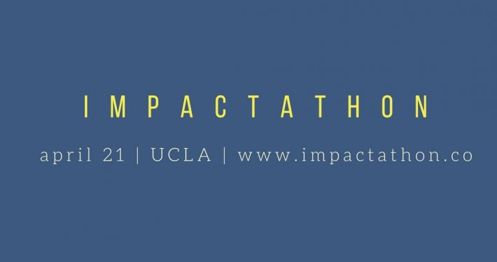 impactathon at ucla anderson, interactive workshop for social entrepreneurs
