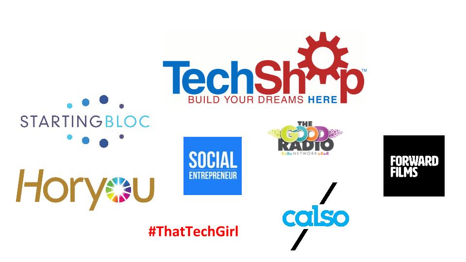 Impactathon Partners and sponsors
