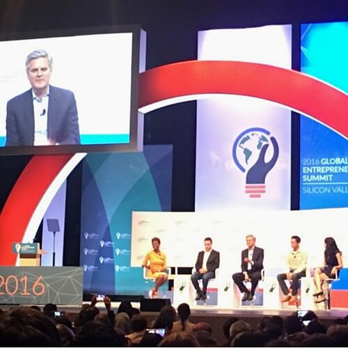Learned at #GES2016 with Steve Case with GES Entrepreneurs