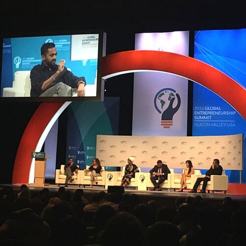 Learned at #GES2016 with Chamath Palihapitiya