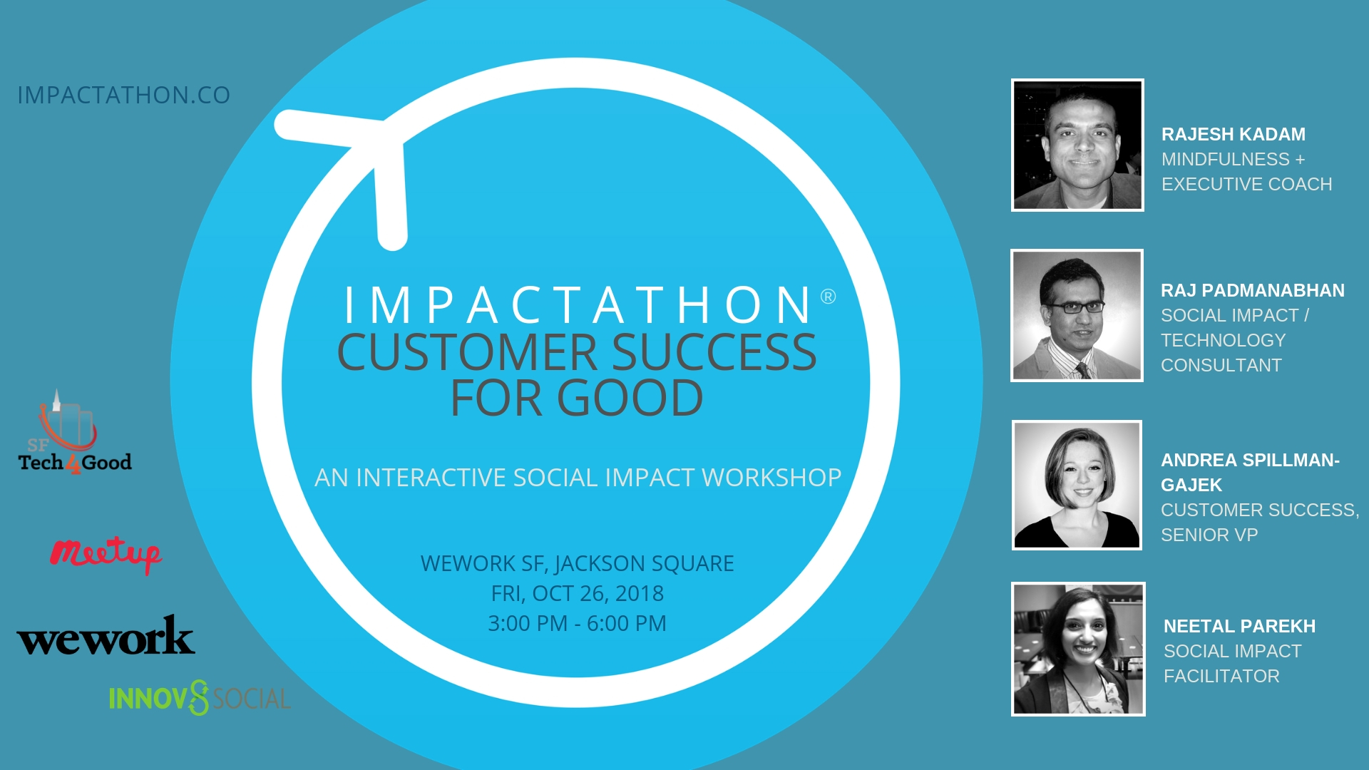Impactathon® Customer Success for Good