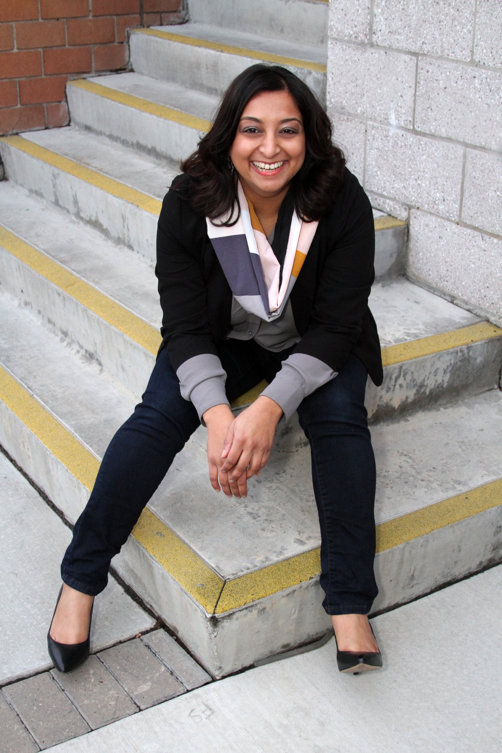 Sejal Parekh, Home Stager and Founder of Innovae Designs
