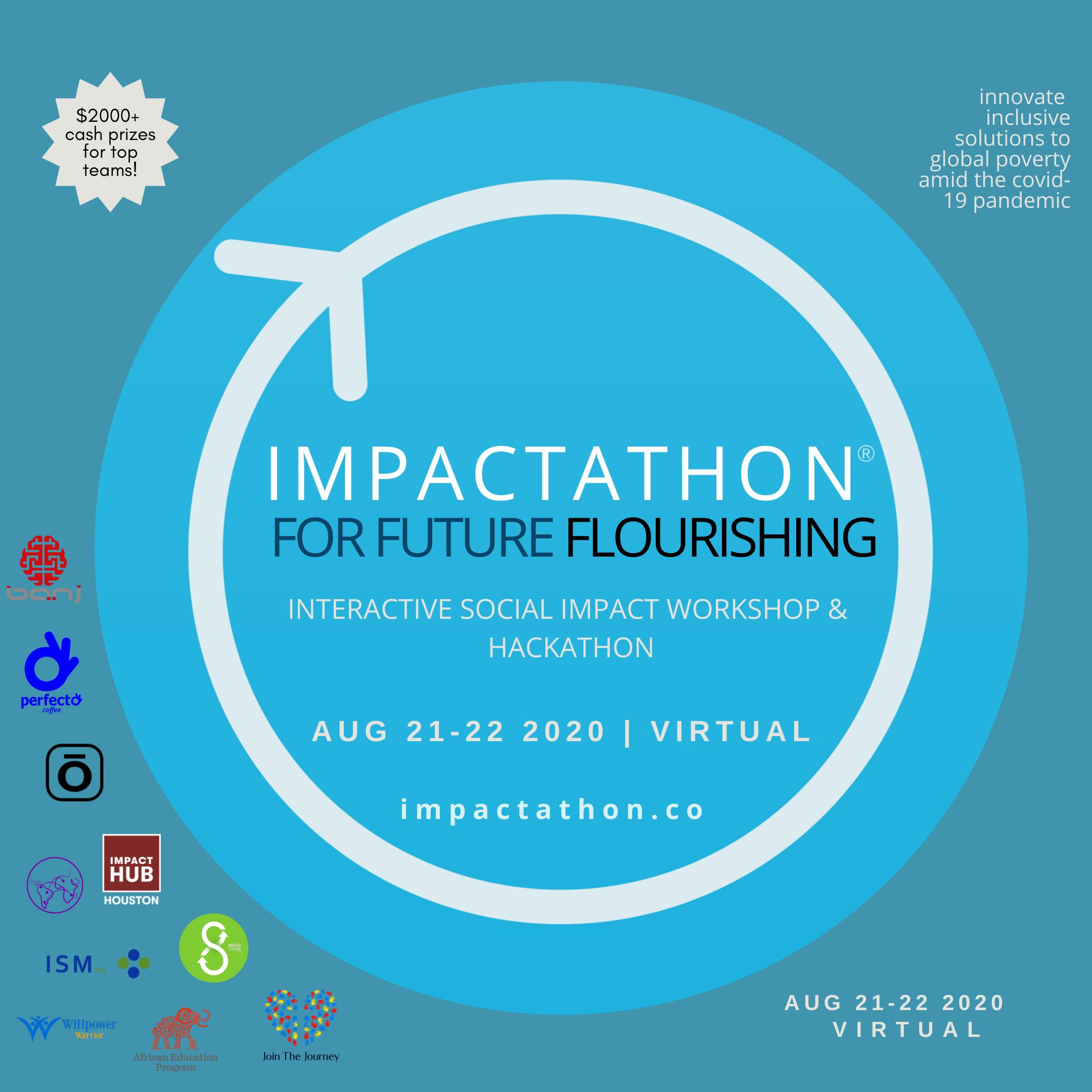 Impactathon for Future Flourishing event image